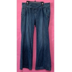 ✨Tommy Hill Wide Leg Jeans✨